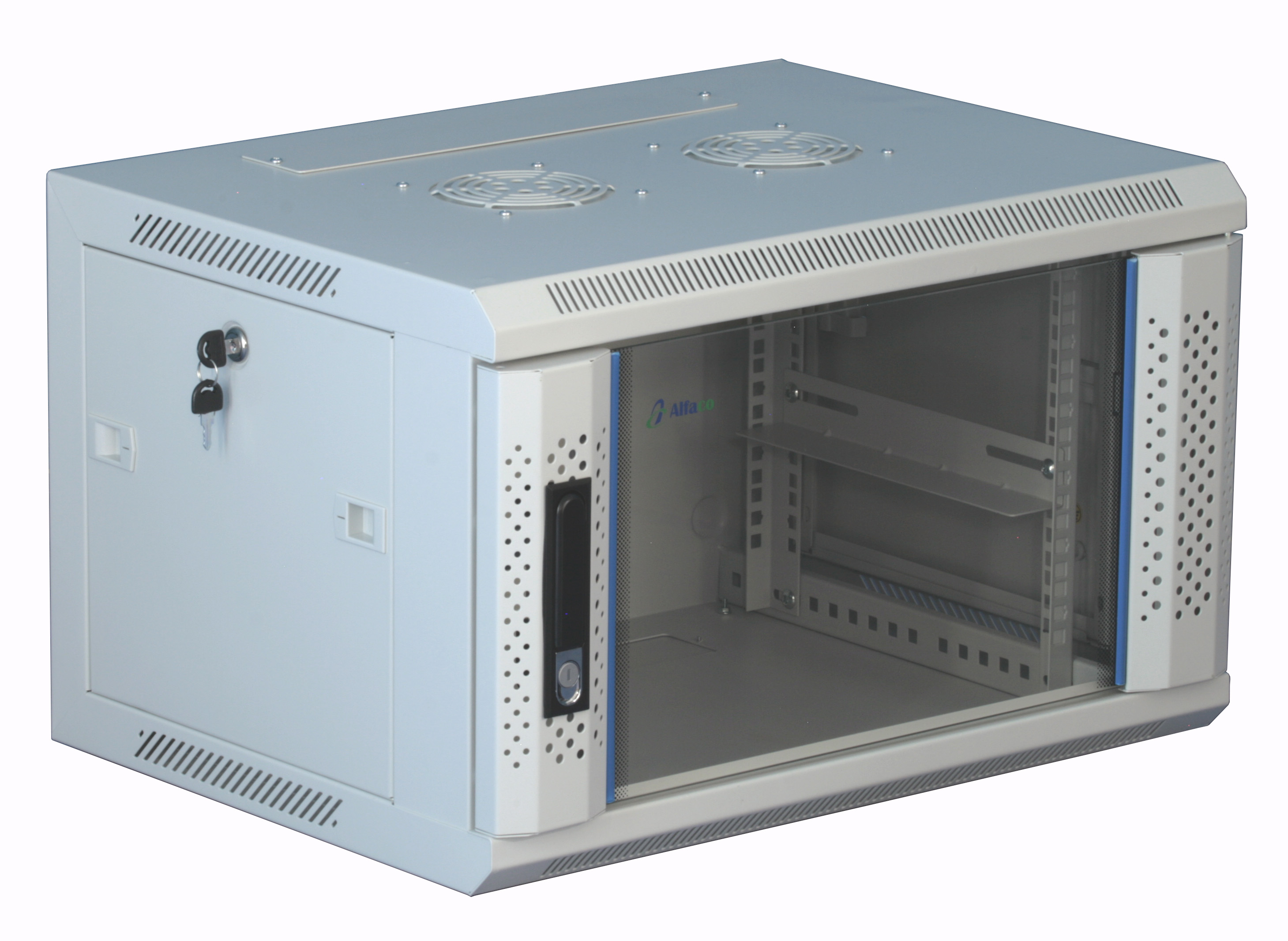 Serverschrank HE: Schränke in verschiedenen Höhen | 19power.de