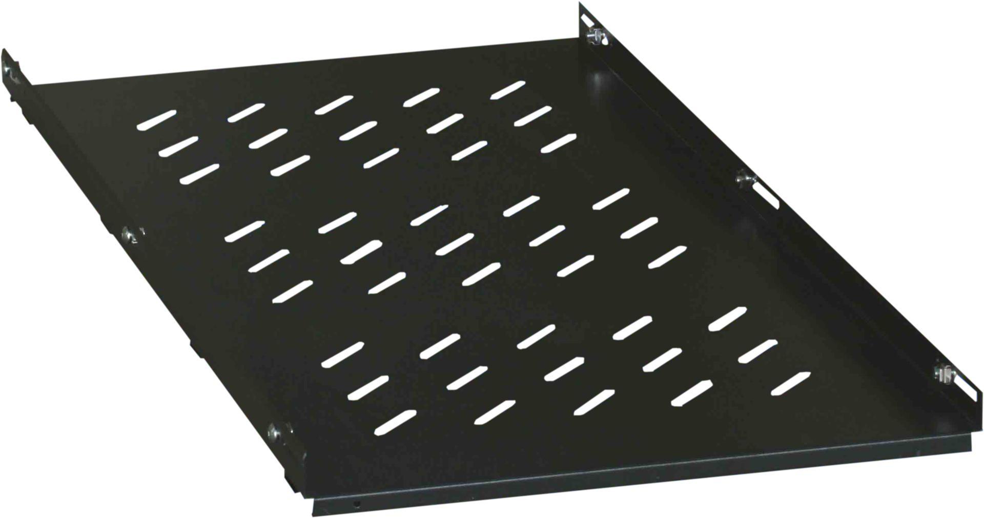 Verstärkter Fachboden geeignet für 600x1200mm oder 800x1200mm Serverschränke