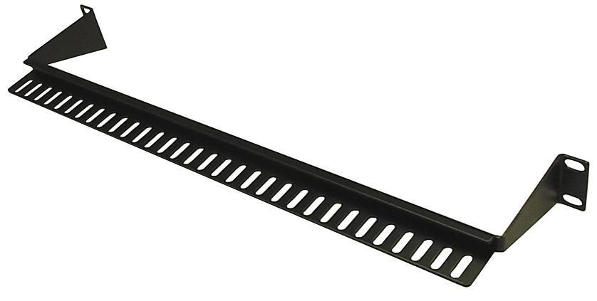 Kabelordnerpanel / Rangierpanel - Kabelmanagement - Einteilig
